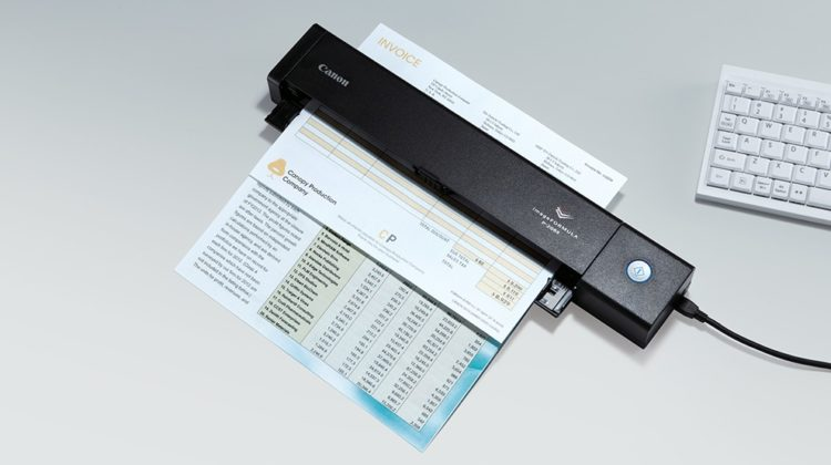 scanner-portable-Canon-P-208ii